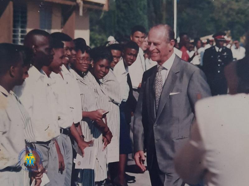 Celebrating our Founder: HRH The Prince Philip, Duke of Edinburgh, KG, KT. 1921- 2021